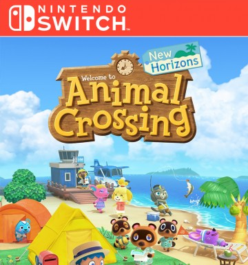Animal Crossing: New Horizons (Nintendo Account)