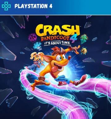 Crash Bandicoot™ 4: It's About Time (PS4)