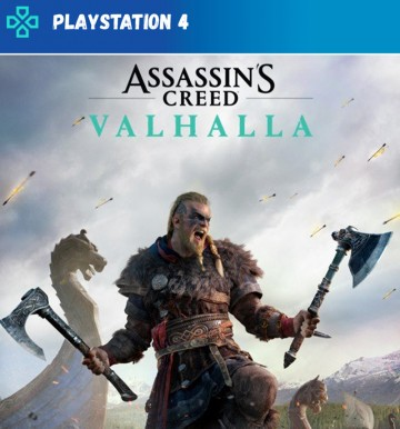 Assassins Creed Valhalla (PS4)