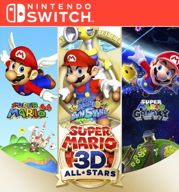Super Mario™ 3D All-Stars (Nintendo Switch)