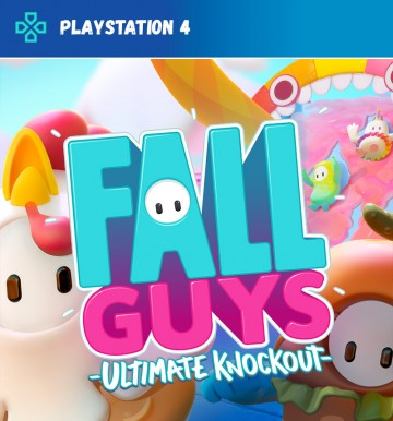 Fall Guys: Ultimate Knockout (PS4)