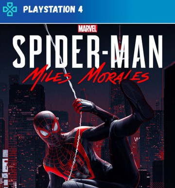 Marvels Spider-Man: Miles Morales (PS4)