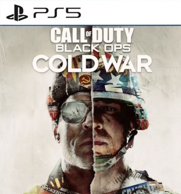 CALL OF DUTY BLACK OPS: COLD WAR (PS5)