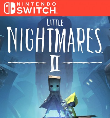 Little Nightmares 2 (SWITCH)