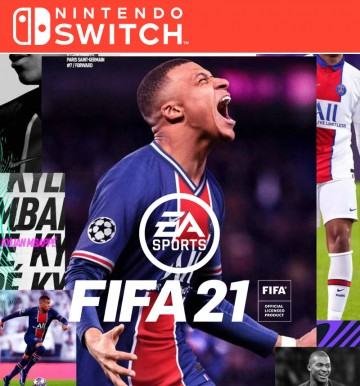FIFA 21 Legacy Edition (Nintendo Account)